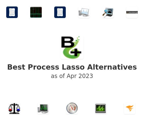Best Process Lasso Alternatives