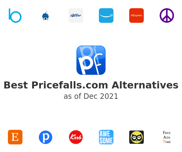 Best Pricefalls.com Alternatives