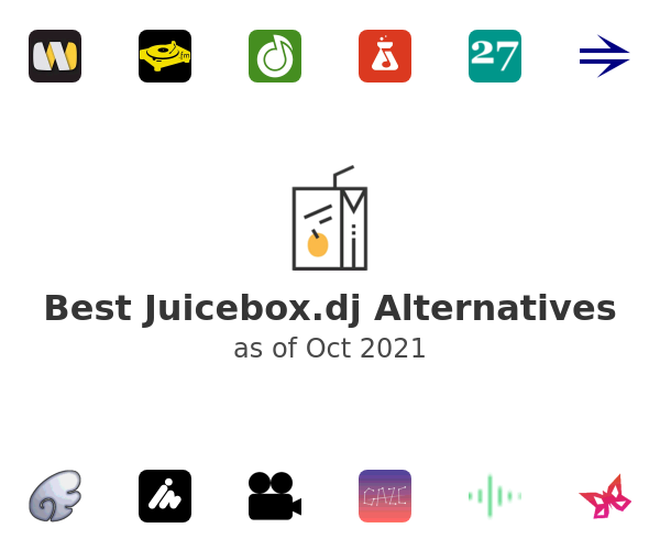 Best Juicebox.dj Alternatives