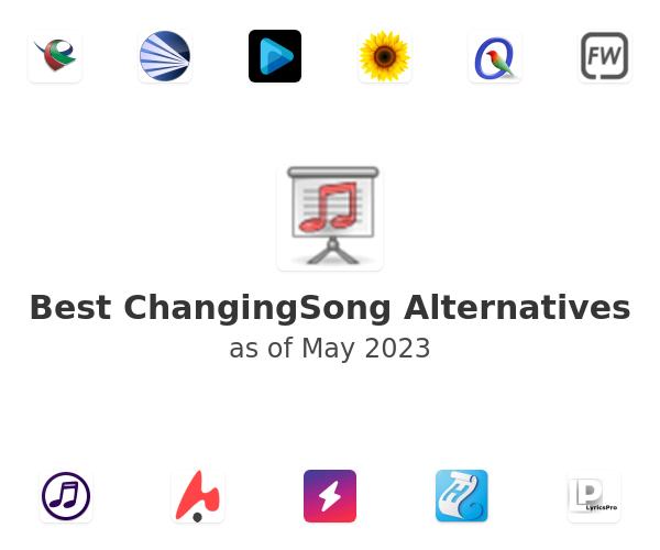 Best ChangingSong Alternatives