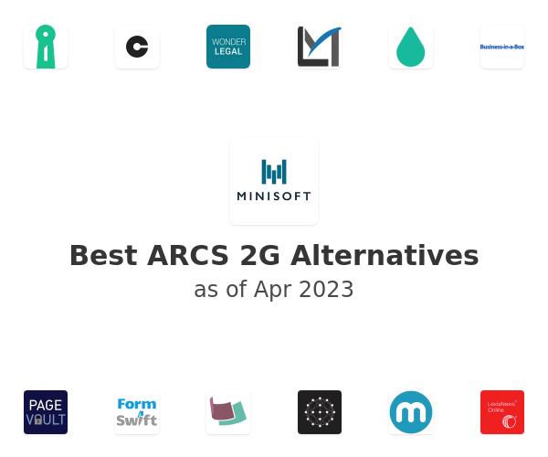 Best ARCS 2G Alternatives