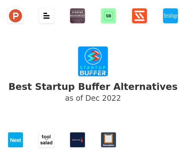 Best Startup Buffer Alternatives