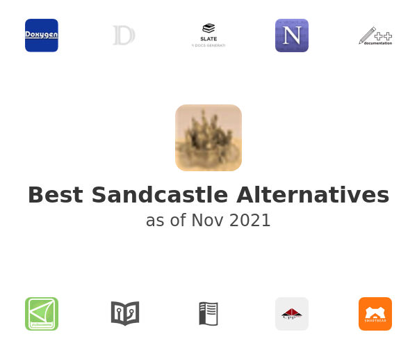 Best Sandcastle Alternatives