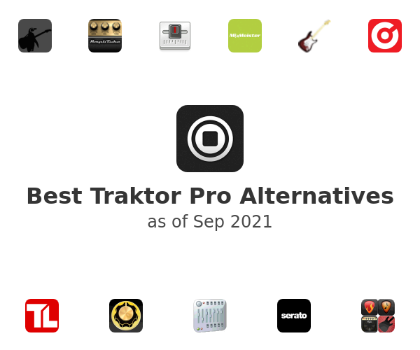 Best Traktor Pro Alternatives