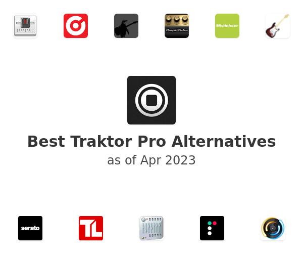 Best Traktor Pro Alternatives