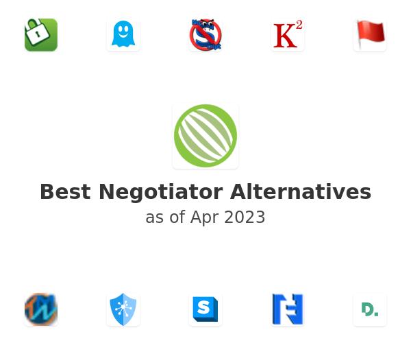 Best Negotiator Alternatives