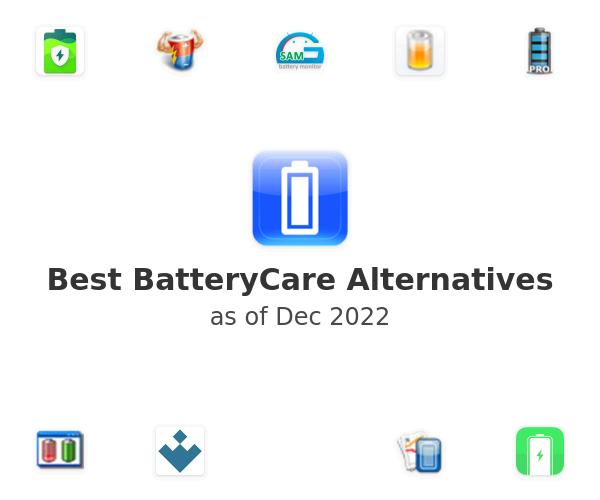 Best BatteryCare Alternatives