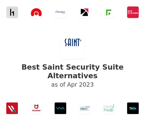 Best Saint Security Suite Alternatives