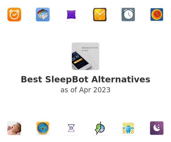 Best SleepBot Alternatives