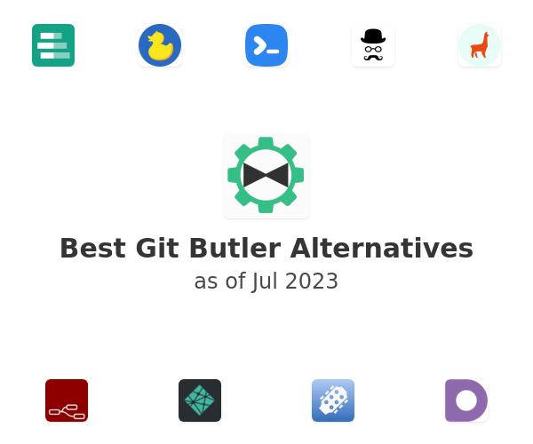 Best Git Butler Alternatives