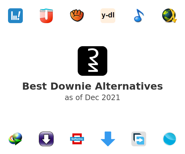 Best Downie Alternatives