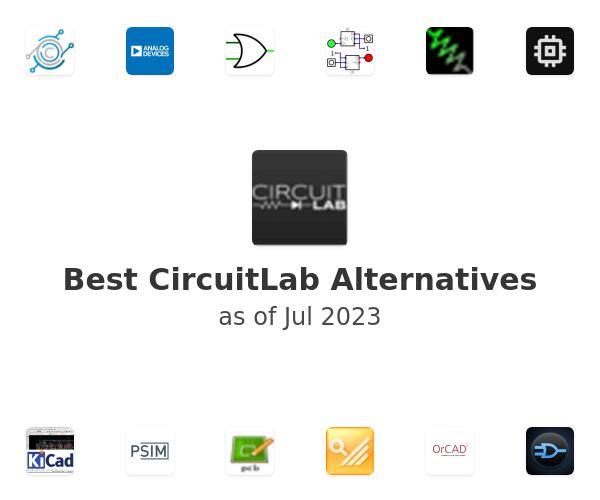Best CircuitLab Alternatives