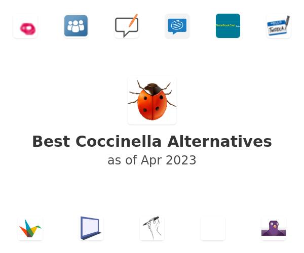 Best Coccinella Alternatives