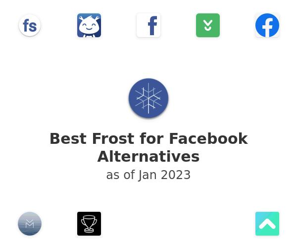 Best Frost for Facebook Alternatives