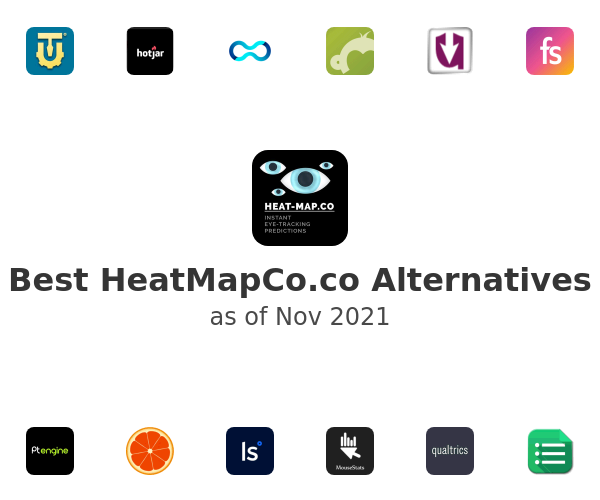 Best HeatMapCo Alternatives