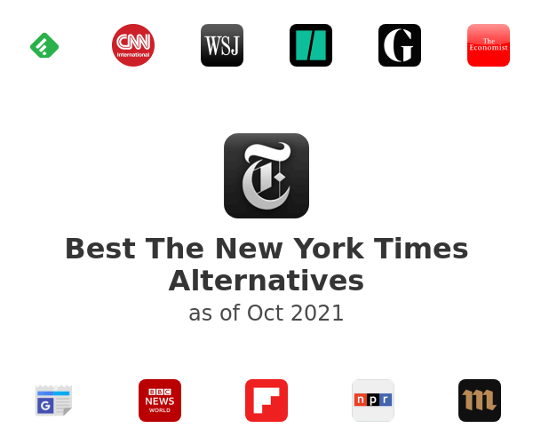 Best The New York Times Alternatives