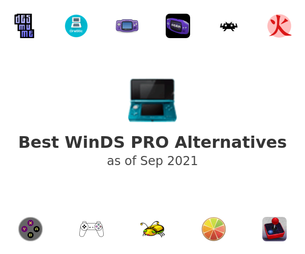 Best WinDS PRO Alternatives