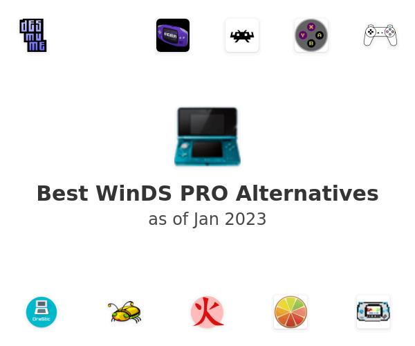 Best WinDS PRO Alternatives