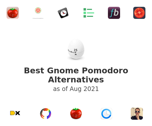 Best Gnome Pomodoro Alternatives