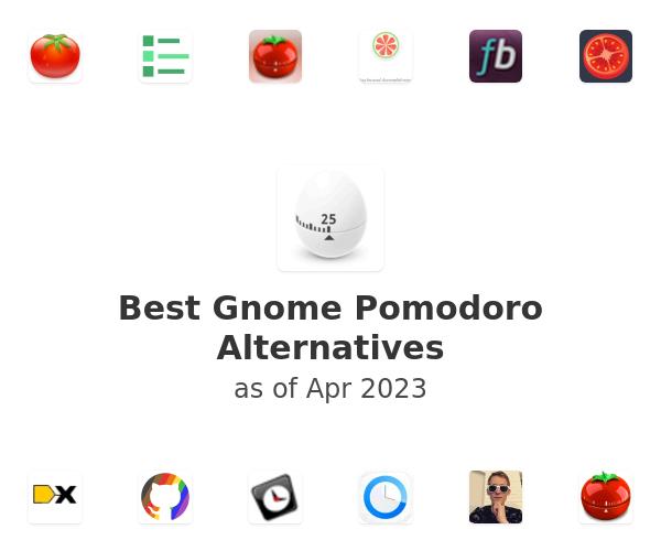 Best Gnome Pomodoro Alternatives
