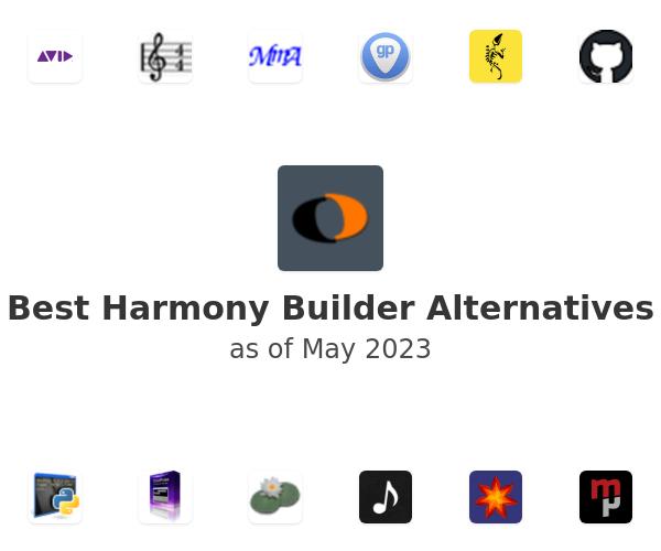 Best Harmony Builder Alternatives
