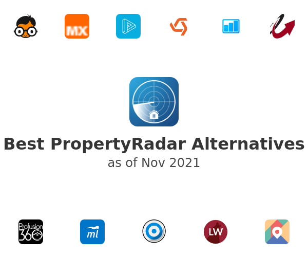 Best PropertyRadar Alternatives