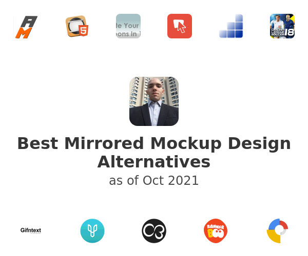 Best Mirrored Mockup Design Alternatives