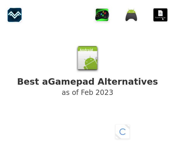 Best aGamepad Alternatives