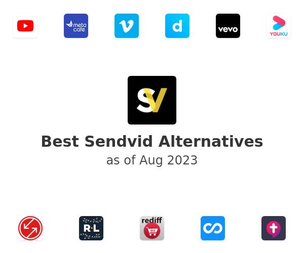 Best Sendvid Alternatives