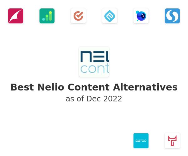 Best Nelio Content Alternatives