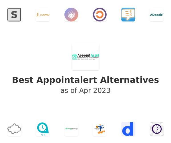 Best Appointalert Alternatives
