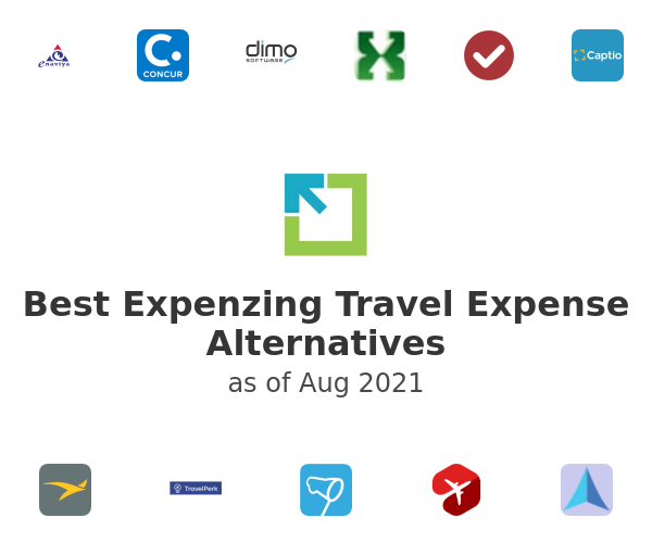 Best Expenzing Travel Expense Alternatives