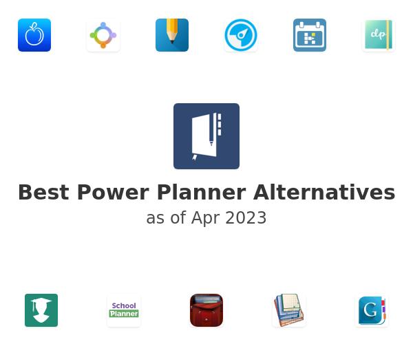 Best Power Planner Alternatives