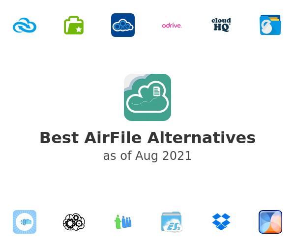 Best AirFile Alternatives