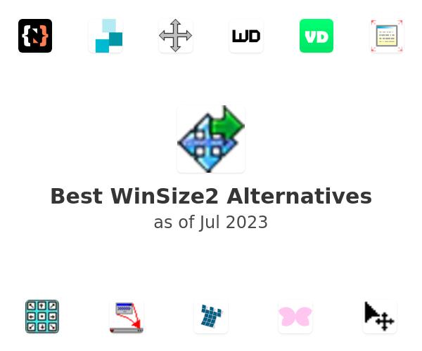 Best WinSize2 Alternatives