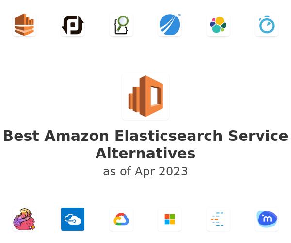 Best Amazon Elasticsearch Service Alternatives
