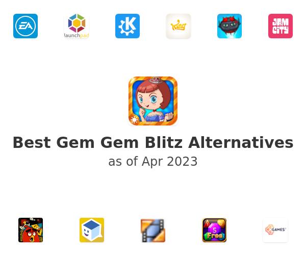 Best Gem Gem Blitz Alternatives