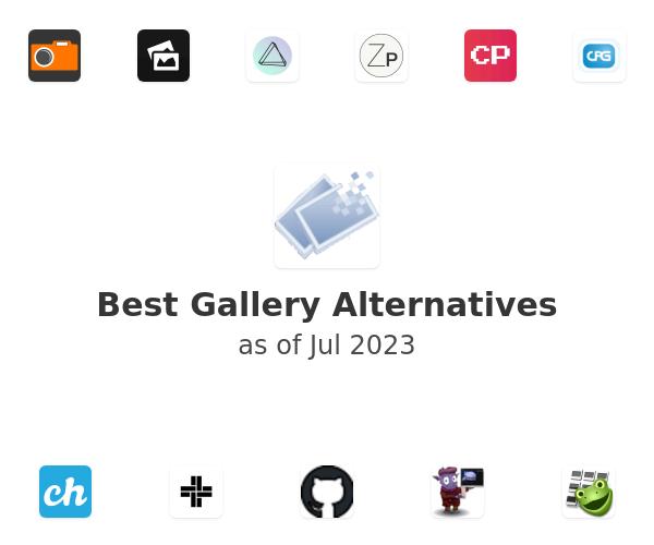 Best Gallery Alternatives