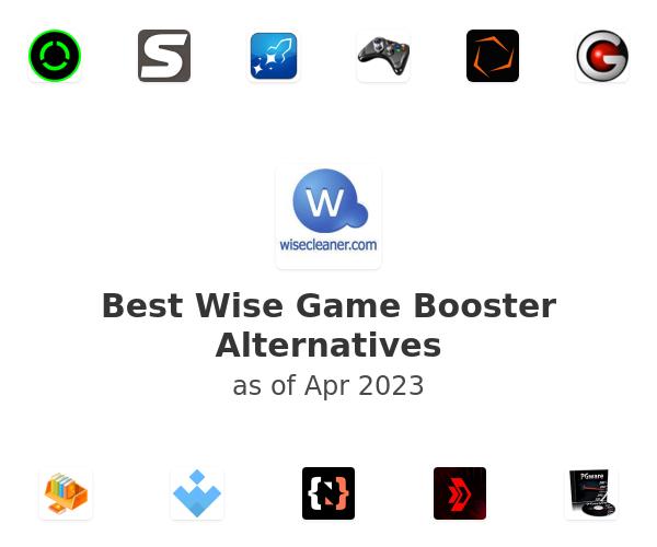 Best Wise Game Booster Alternatives