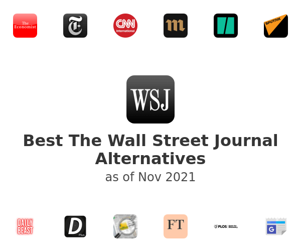 Best The Wall Street Journal Alternatives