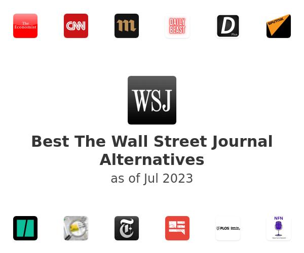 Best The Wall Street Journal Alternatives
