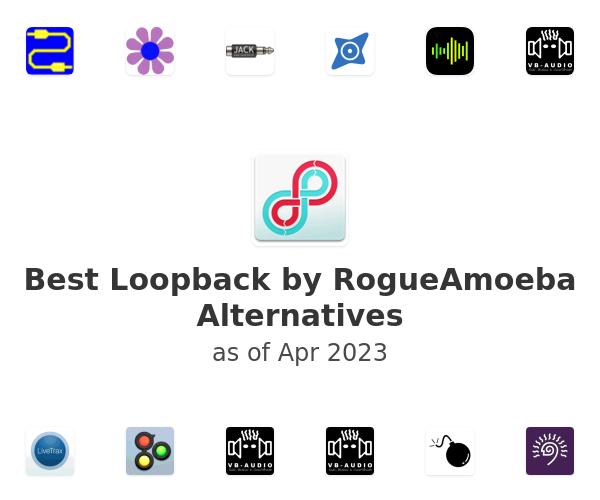 Best Loopback by RogueAmoeba Alternatives