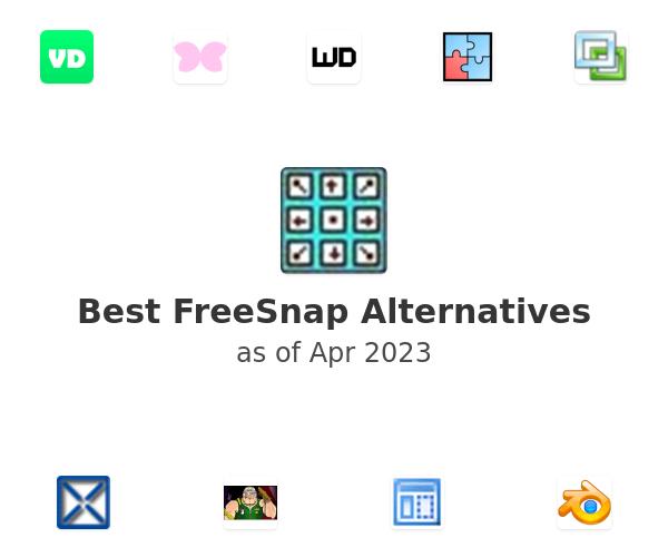 Best FreeSnap Alternatives