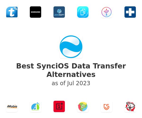 Best SynciOS Data Transfer Alternatives
