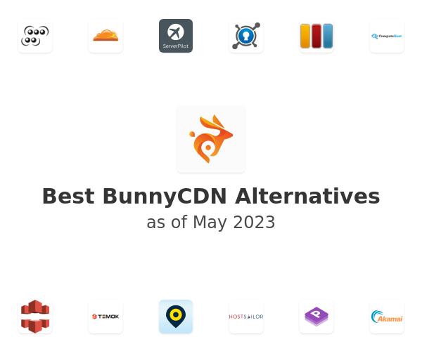 Best BunnyCDN Alternatives