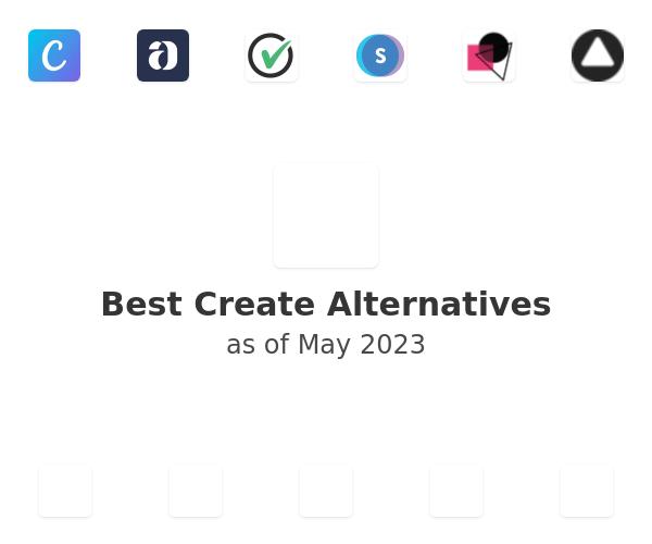 Best Create Alternatives