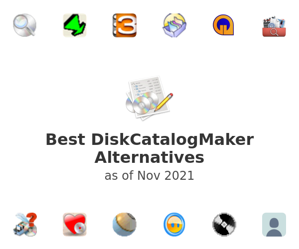 Best DiskCatalogMaker Alternatives
