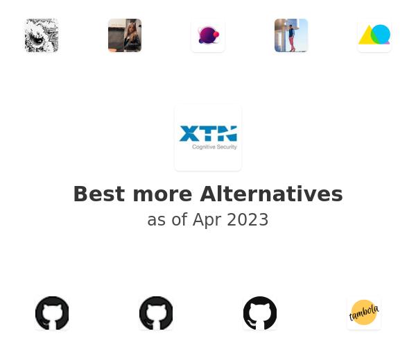 Best more Alternatives