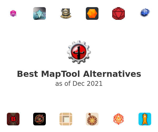 Best MapTool Alternatives