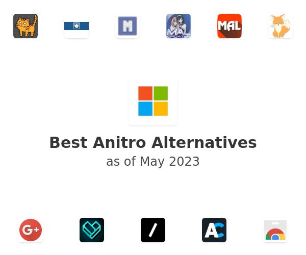 Best Anitro Alternatives